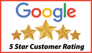 Abbey Carpet Gallery of Davenport, Iowa is proud to have a 5 star rating on Google