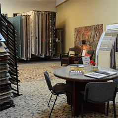 Come visit Abbey Carpet Gallery's showroom in Davenport to see our selection of area rugs!