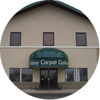 Abbey Carpet Gallery's Location